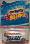 CUSTOM DAIRY DELIVERY Hot Wheels Convention MEXICO 2015 RR LTD 7/30