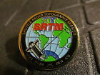 SRTM MISSION LAPEL PIN
