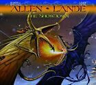 ALLEN LANDE The Showdown +2 BONUS TRACKS CD symphony x & jorn MEMBERS