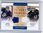 Jonathan Quick Rookie Cards and Autograph Memorabilia Guide 10