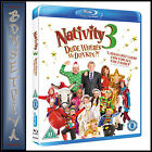 NATIVITY 3 DUDE WHERES MY DONKEY BRAND NEW BLU RAY
