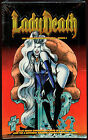 Vintage: LADY DEATH, Series II, Trading Cards, Unopened box.
