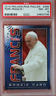Philadelphia Phillies Giving Away Pope Francis Rookie Cards 8