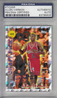 1996-97 TOPPS DRAFT PICK ALLEN IVERSON RC AUTO PSA DNA CERTIFIED AUTHENTIC