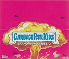 (2) 2013 Garbage Pail Kids Brand New Series 2 Hobby Box - Sketch Gold Plate
