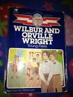 Wilbur And Orville Wright Young Fliers childhood of famous Americans Book
