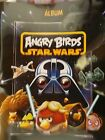 album angry birds star wars + 5 envelopes stickers Chile