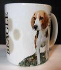 Beagle Coffee Mug Cup Dog Owner Theme Encore Barbara Augello Mark Strand