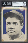 Babe Ruth Rookie Card Sells for $100,000 9