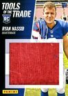 2013 Panini National Convention Tools of the Trade Towels #12 Ryan Nassib