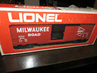VINTAGE O SCALE LIONEL MILWAUKEE ROAD  (1974)  BOX CAR   # 6-9731