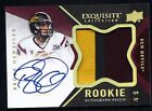 2012 Upper Deck Exquisite Football Rookie Autograph Patch Visual Guide 38