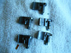 WW2 german marked K98 8mm mauser rifle parts bolt safety well marked