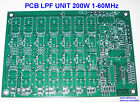 PCB LPF100 - LPF Unit using low-pass filter, SWR meter circuit, FT-817, 2SC2879