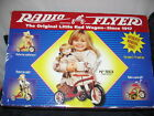 RADIO FLYER BRAND NEW DOLL TRICYCLE No.553, NEW IN ORIGINAL BOX, VINTAGE