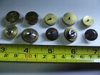 FUSEE POCKET WATCH PARTS FUSEE CONES AND BARRELS WITH GOOD SPRINGS