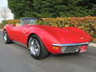 Chevrolet  Corvette Stingray RARE 1970 CONVERTABLE CORVETTE NUMBERS MATCHING