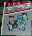 Abeka Reading 3 Home School Curriculum Lesson Plans 75485