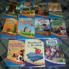 Abeka Complete Reading 2 set 9 Readers Primary Bible Reader Handbook for R