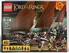 LEGO 79008 Pirate Ship Ambush LORD OF THE RINGS-Aragorn, Legolas, Gimli-Sealed!