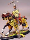 Mounted Knight with a mace  54 mm