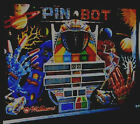 Pinbot  Williams  Pinball Circuit Board Servicing Repair Estimate