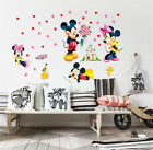 Mickey Minnie Mouse Wall Stickers Decal Removable Kids Art Nursery Decor kids