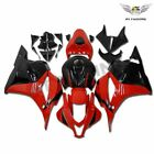 Fairing Black Red Injection Fit for Honda CBR600RR 2009-2012 F5 Plastic ABS bAE