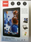 NEW RCA 10 Viking Pro Tablet 2-in1 Android 5.0,32GB Quad Core /keyboard (Black)