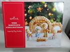 2014 Hallmark The Nativity Collection Mary Hamilton Set of 6 Loc B48