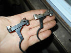 well marked K98 8mm mauser rifle parts trigger housing unit w spring