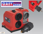 Sealey SMS2008 Drill Bit Sharpener - Workshop Bench Mounting 80W 230v