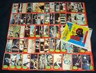 Star Wars 1977 Topps Vintage 66 Card Set Red 2 NM MINT + Wax Pack Wrapper