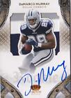 DEMARCO MURRAY RC 2011 CROWN ROYALE 3 COLOR PATCH AUTO #035 299 ON CARD AUTO