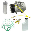 New A C Compressor Kit KT 1033 12367701 Tracker