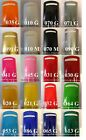 10 ROLLS 12 x 5 Adhesive backed vinyl Sign Craft Oracal 651 High Gloss 3300