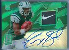 GENO SMITH 2013 PANINI SPECTRA RC ROOKIE GREEN NIKE SWOOSH AUTO AUTOGRAPH SP 5