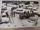 1955 FORD AN CHRYSLER MOTORAMA DISPLAY   12 X 18  LARGE PICTURE  PHOTO
