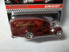 BLOWN DELIVERY Vehicle w/RR Hot Wheels 2010 Red Line Club RLC Exclusive (1/4000)