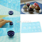 Plastic Paper Quilling Mould Half Ball Domes Shape Creation Paper Craft DIY Tool
