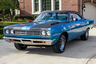 Plymouth  Road Runner Fully Restored Mopar 383ci V8 Numbers Matching 727 Torqueflite Automatic Trans