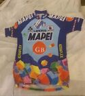 MAPEI LATEXCO COLNAGO SPORTFUL UCI 1996 GB NEW NOS genuine JERSEY size M