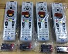 Lot of 4 NEW!! DIRECTV RC66RX RF Universal Remote Control's Replaces RC65RX