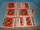 ( 59 ct) Lot of 1980 Topps Football Wax Pack Wrapper(s) GREAT COLOR, NO TEARS RC
