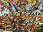 Owl Family Reunion 1000 Piece Jigsaw Puzzle by SunsOut