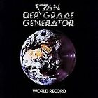 VAN DER GRAAF GENERATOR - World Record (CD, 1992, Caroline Blue Plate)
