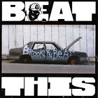 BEAT THIS - The Brooklyn Beat Comp. CD (CD 1990) Noize Boize Jing Friction Moe