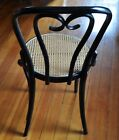 Vintage Thonet? Bentwood Parlor Cane Chairs Italy