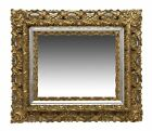 GORGEOUS Louis XV Giltwood Rocaille Carved Wall Mirror 19th / 20th century