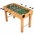 Foosball Soccer Table 48 Competition Sized Arcade Game Room Hockey Family Sport